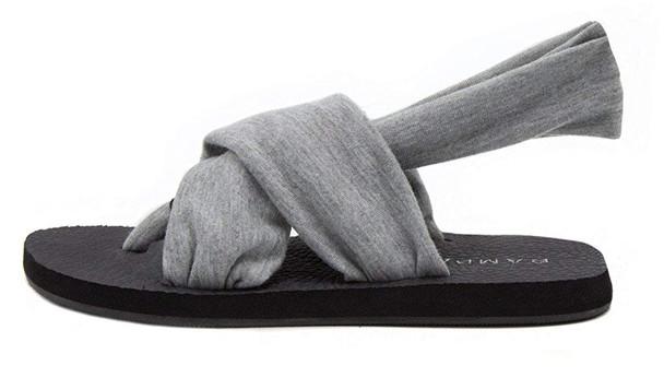 Rampage Womens Rio Slingback Yoga Mat Sandal~pp-89fad56a