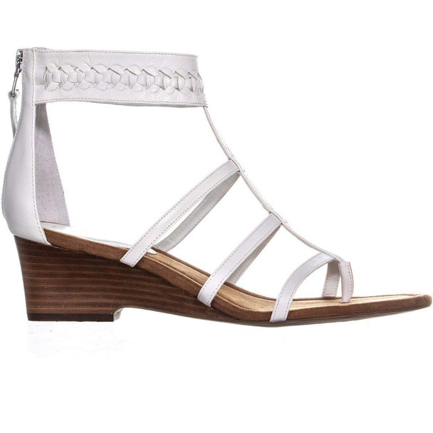 LAUREN by Ralph Lauren Womens Meira Leather Open Toe Casual Espadrille Sandals~pp-8bb58e1c