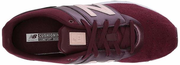 Kids New Balance Girls 24v1 Low Top Lace Up Running Sneaker~pp-8dd16b6e