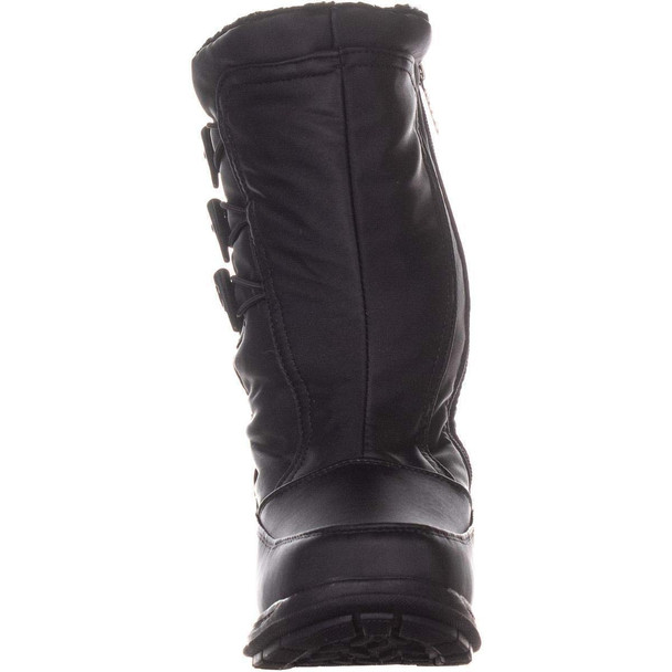Sporto Womens Dana Closed Toe Mid-Calf Cold Weather Boots~pp-91351cbc