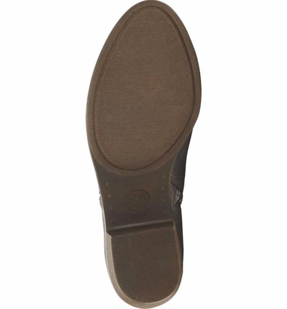 Lucky Brand Girls YG BASEL Ankle Zipper Chelsea Boots~pp-9182100d
