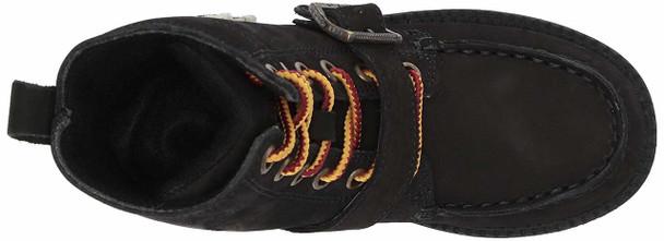 Kids Polo Ralph Lauren Boys Ranger HI II Leather Ankle Lace Up Combat Boots~pp-91ce8cca