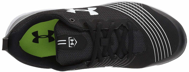 Under Armour Womens UA W GLYDE ST Low Top Lace Up Baseball Shoes~pp-93754edd