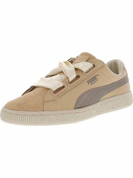 PUMA Women's Basket Heart up Sneakers~pp-9465ca20
