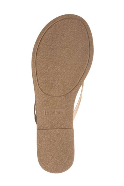 Bebe Womens Ilistra Open Toe Casual Slide Sandals~pp-94ab14c2