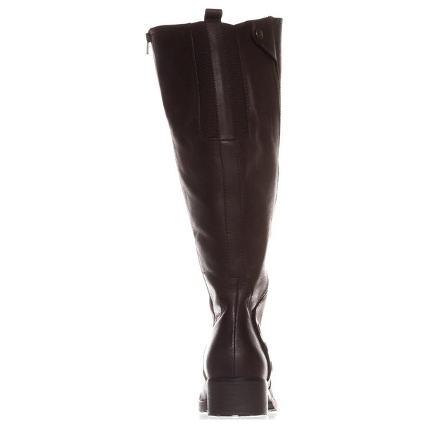Bare Traps Womens Almond Toe Knee High Fashion Boots~pp-9cc54af6