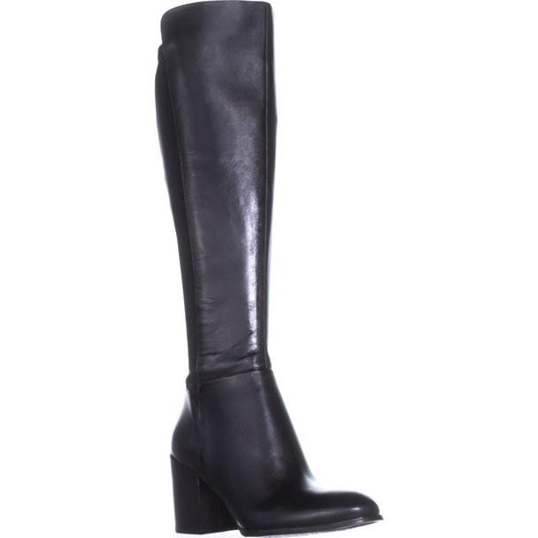Marc Fisher Womens Lacole Leather Closed Toe Knee High Fashion Boots~pp-9d391405