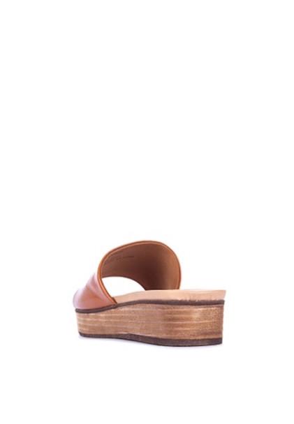 Steve Madden Womens Genca Leather Open Toe Casual Platform Sandals~pp-9e9d31a7