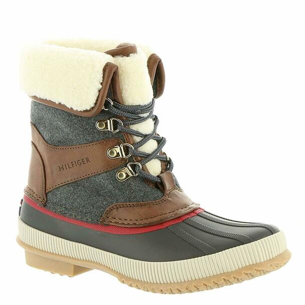 """Tommy Hilfiger Womens Rustee 2"""" Closed Toe Ankle Cold Weather Boots~pp-a2c8d797"""