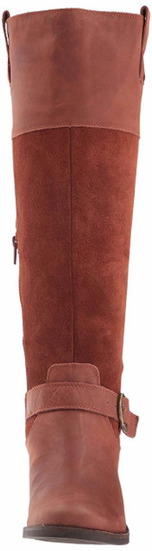 Lucky Brand Womens Kailan Leather Closed Toe Knee High Fashion Boots~pp-a3233990
