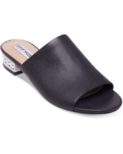 Steve Madden Womens Briele-P Open Toe Casual Slide Sandals~pp-a551c002