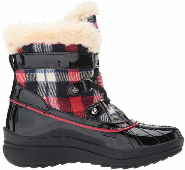 Anne Klein Womens Gallup Closed Toe Mid-Calf Cold Weather Boots~pp-a7af25f3