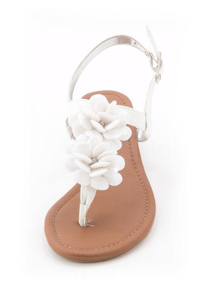 Rampage Womens Starla Open Toe Casual Slingback Sandals~pp-c6e13e7b
