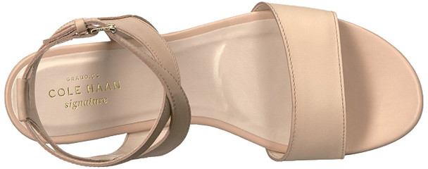 Cole Haan Womens Fenley Sandal Leather Open Toe Casual Ankle Strap Sandals~pp-c82c3238
