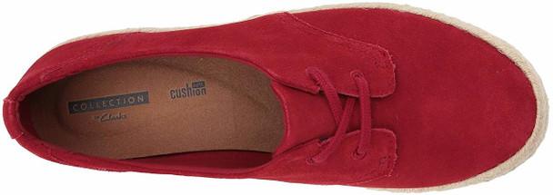 CLARKS Women's Azella Jazlynn Sneaker~pp-ceda5cdc