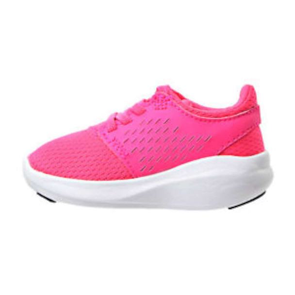 Kids New Balance Girls FuelCore Coast v3 Low Top Lace Up Walking Shoes~pp-dc596ead