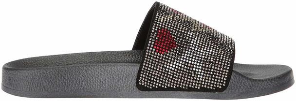 Nine West Women's Irllylikeu Fabric Slide Sandal~pp-dc72dc14