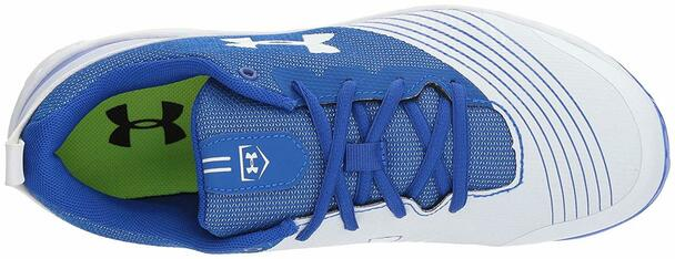 Under Armour Womens Glyde Low Top Lace Up Baseball Shoes~pp-df38220f