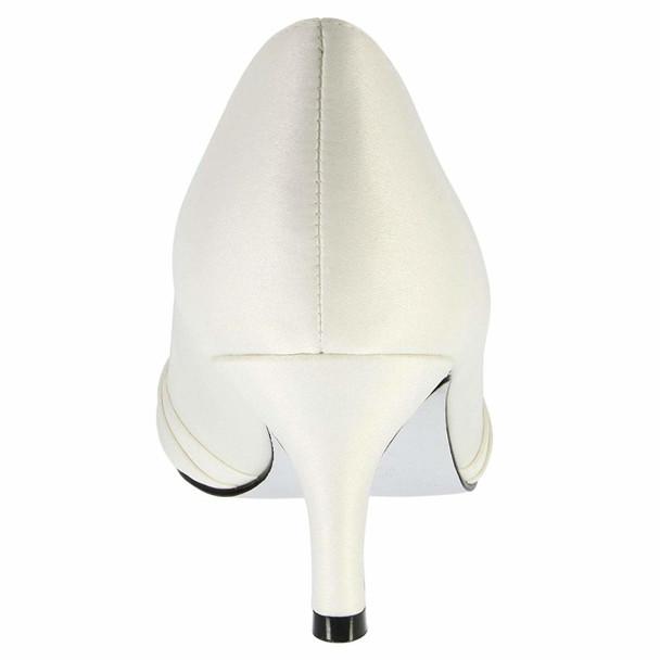Nina Womens Carolyn Peep Toe Classic Pumps~pp-e1d2165d