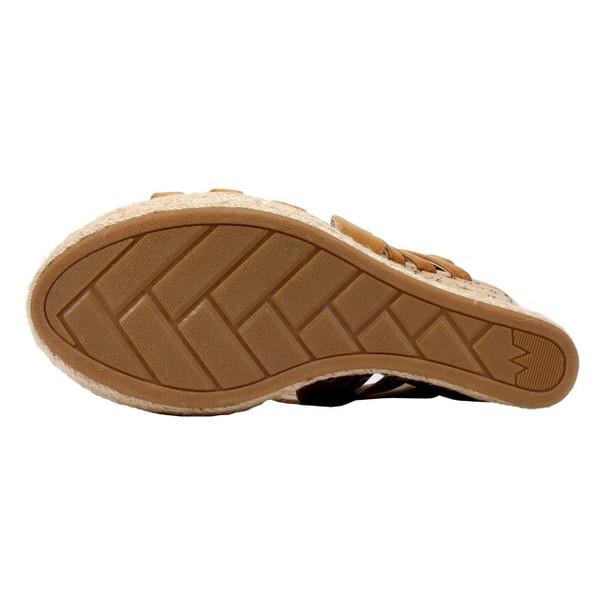 White Mountain Womens VERONIQUE Open Toe Casual Platform Sandals~pp-e8fc1eb2