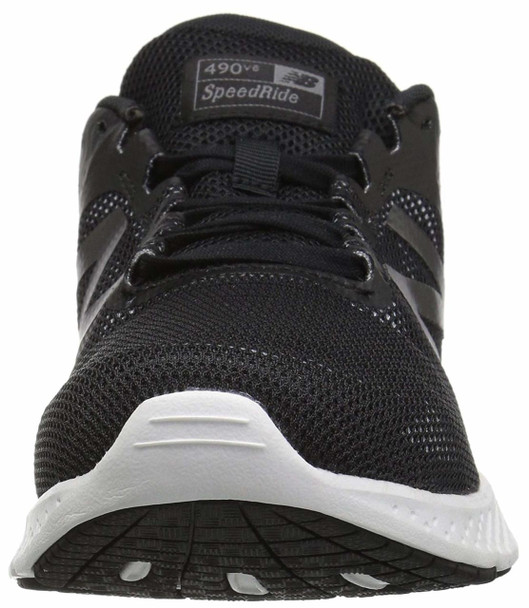 New Balance Womens 490v6 Low Top Lace Up Running Sneaker~pp-f4ece714