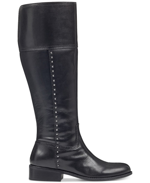 Marc Fisher Womens Galaya Leather Closed Toe Knee High Fashion Boots~pp-f760c1be