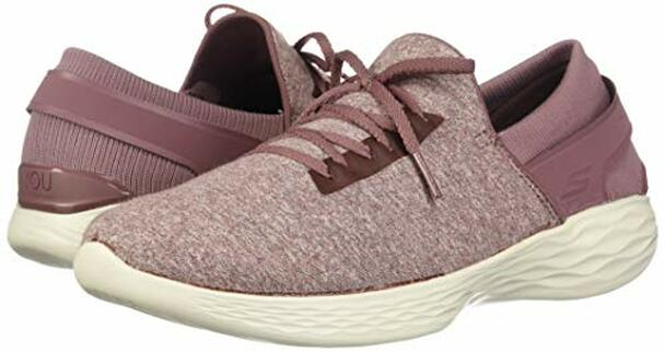 Skechers Womens You Ambiance Low Top Lace Up Fashion Sneakers~pp-ff336816