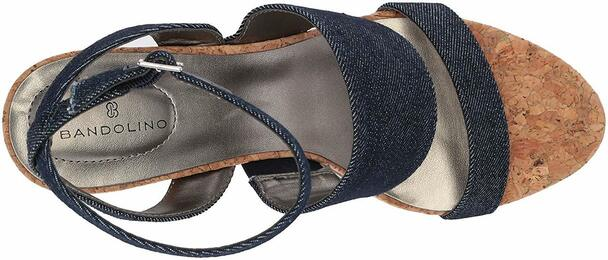 Bandolino Women's Anchor Heeled Sandal~pp-ff9a304f
