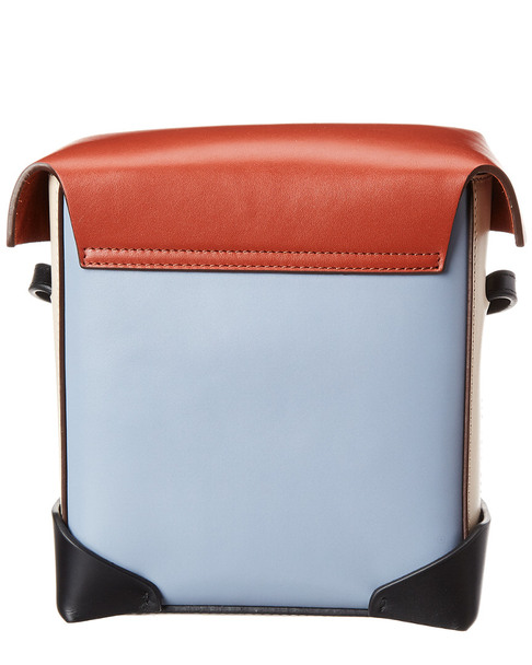 Manu Atelier Pristine Mini Leather Crossbody~11112234650000