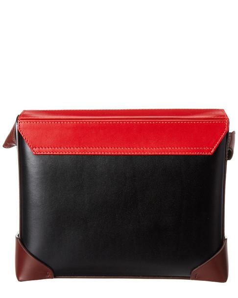 Manu Atelier Bold Combo Leather Crossbody~11112234690000