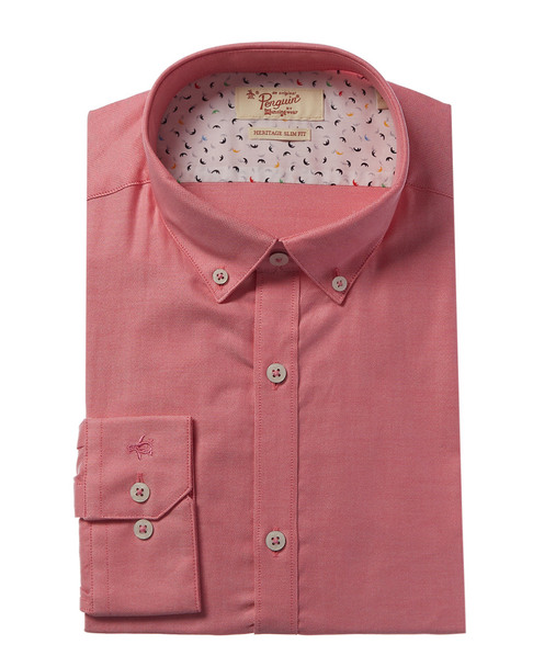 Original Penguin Heritage Slim Fit Dress Shirt~1212209503