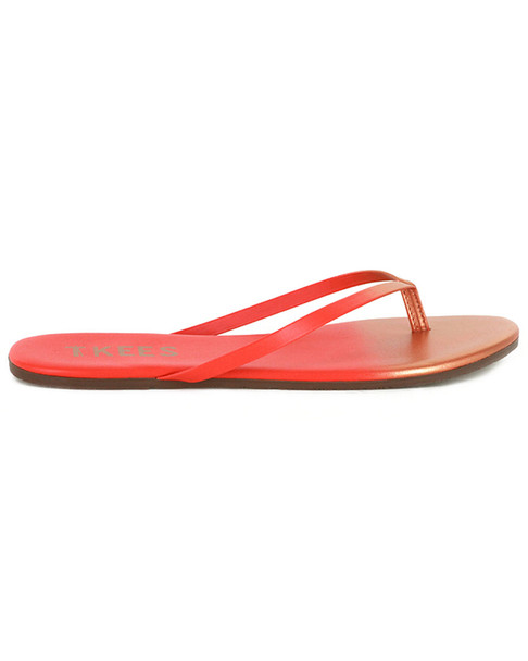 TKEES Powders Leather Flip Flop~1311050377