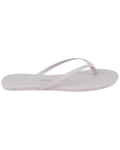 TKEES Solid Leather Flip Flop~1311162536