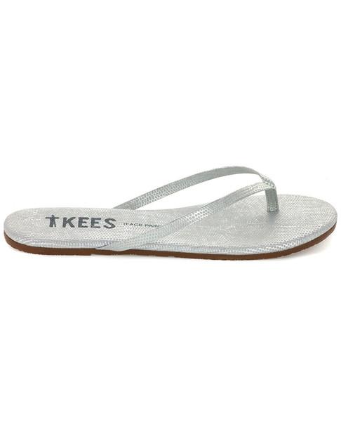 TKEES Face Paints Leather Flip Flop~1311162541