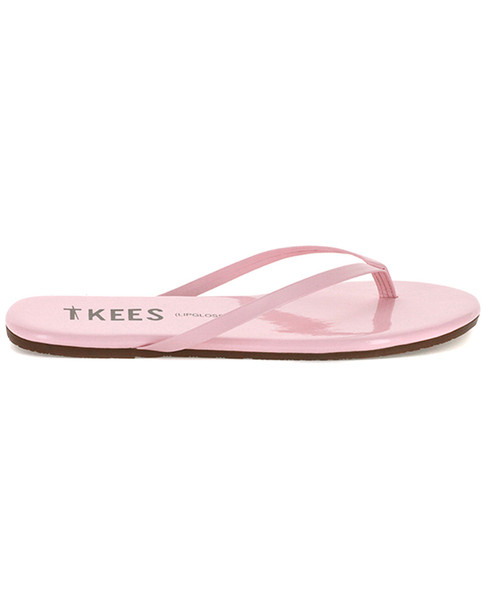 TKEES Lipglosses Leather Flip Flop~1311162543