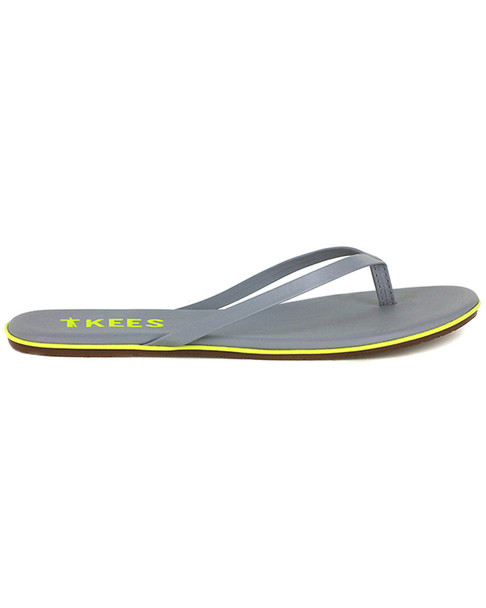 TKEES Lipliners Burst Leather Flip Flop~1311162544