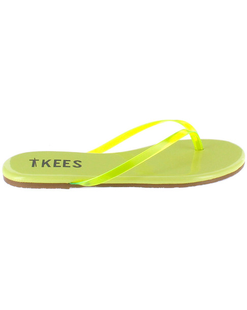 TKEES Sheers Leather Flip Flop~1311162553