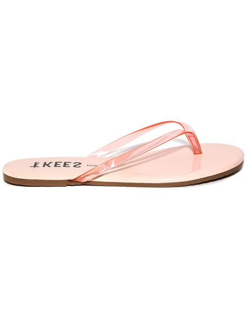 TKEES Sheers Leather Flip Flop~1311162554