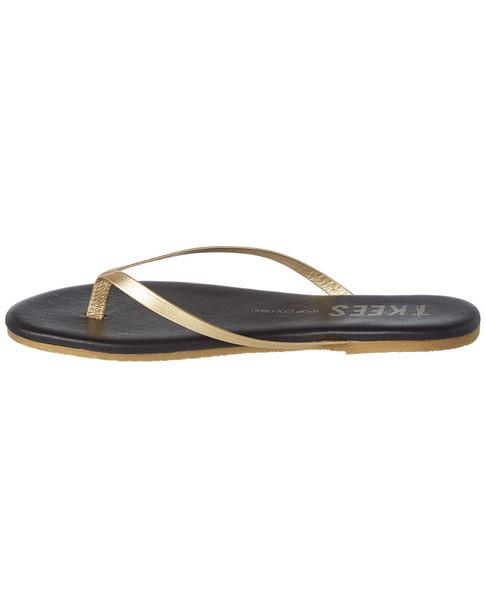 TKEES Pop Colors Leather Flip Flop~1311311160
