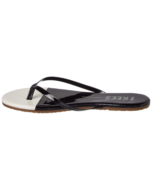 TKEES French Tips Leather Flip Flop~1311359644