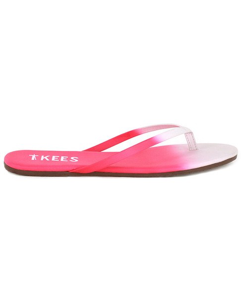 TKEES Powders Leather Flip Flop~1311907090
