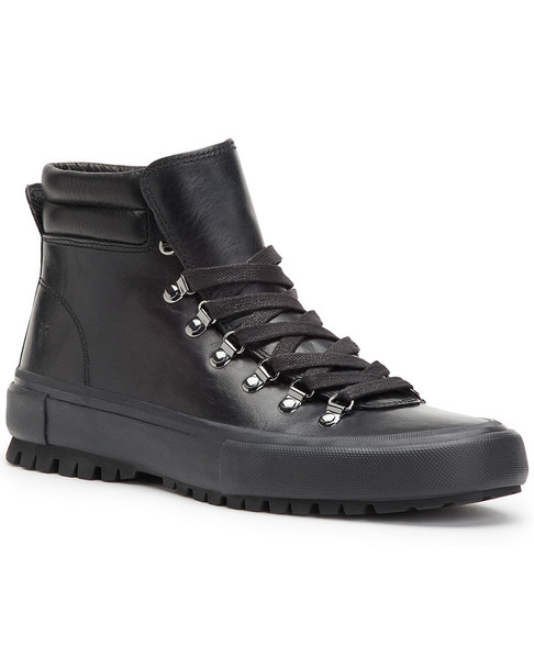 Frye Ryan Leather Sneaker Boot~1312189790
