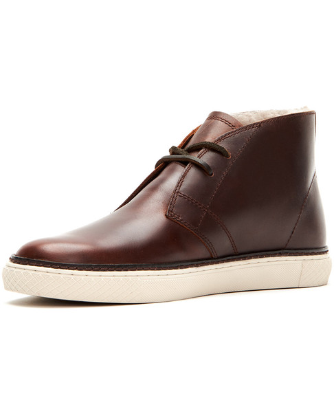 Frye Essex Leather Sneaker Boot~1312189795
