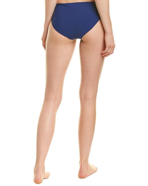 Red Carter Strappy Bikini Bottom~1411152639