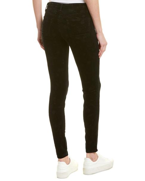 J Brand 815 Black Fleur Super Skinny Leg~1411193859