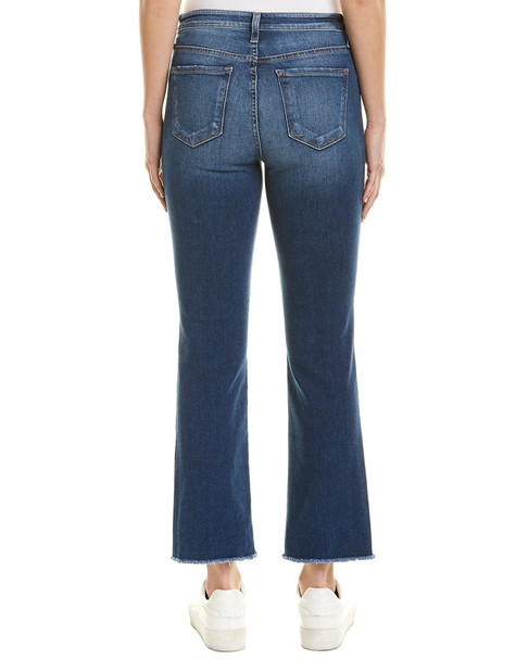 Flying Monkey Blue High-Waist Crop~1411199691