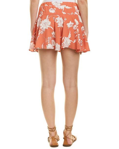 Sage The Label Senora Mini Skirt~1411200263