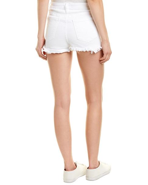Vervet Mid Rise White Short~1411202958