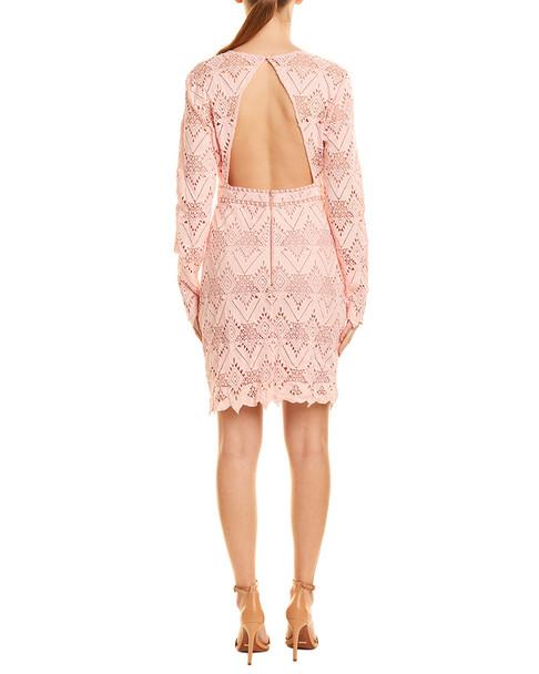 STYLESTALKER Lace Sheath Dress~1411226221