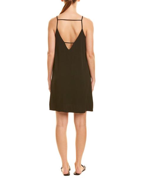 bobi Strappy Shift Dress~1411226287